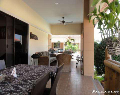 Poolvilla i Hua Hin, Hua Hin, Thailand - Uthyres