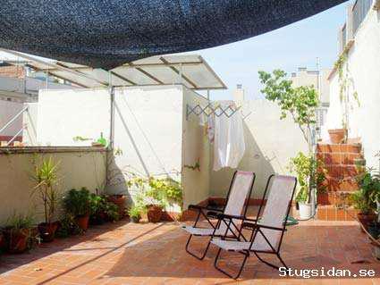 PENTHOUSE 90m2 terrace in Raval/BCN, Barcelona, Spain - Uthyres