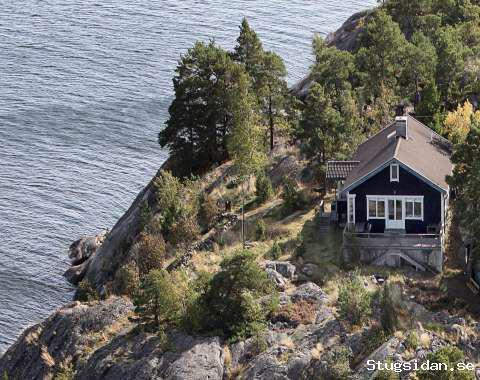 Skärgårdspärla, Saxarfjärden, Stockholm - Uthyres