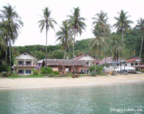 Bolig m/terrasse 20 m fra stranden, Villa/legenhet, Thailand - Uthyres