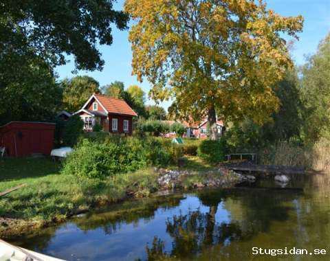 Charmig stuga vid havet på Ljusterö, Ljusterö, Stockholm - Uthyres