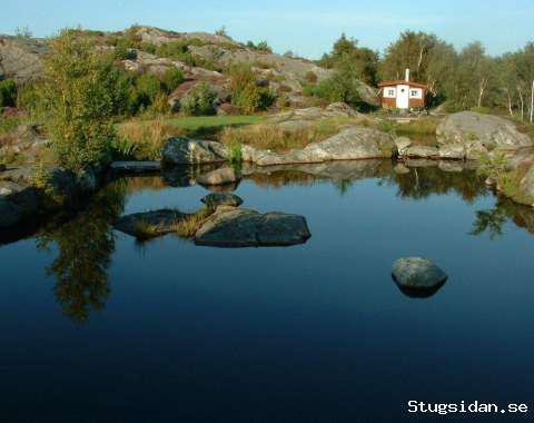 Bergakungens Sal påTönsäng Östergård, Ellös/Västra Orust, Västra Götaland - Uthyres