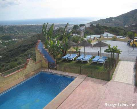Att hyra lyx 8 personen villa i Frigiliana Andalusien Spanien, Frigiliana, Spain - Uthyres