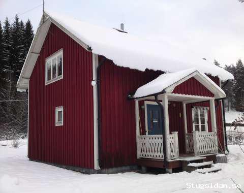 6-bäddsstuga i norra Värmland nära Branäs, Branäs, Likenäs, Värmland - Uthyres