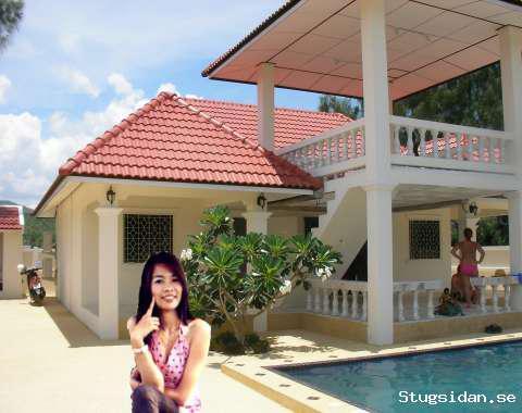 Låg hyra. vacker liten villa inklusive gratis TAXI. från BKK.airport till Hua Hi, Hua Hin, Thailand - Uthyres
