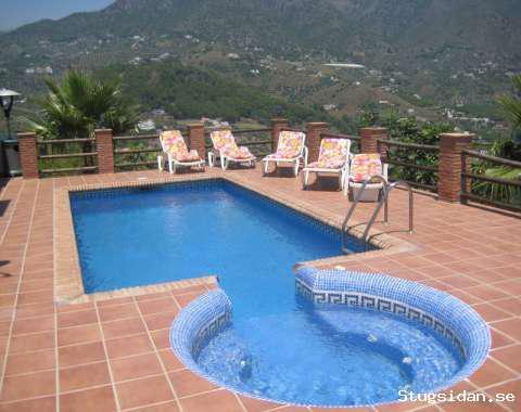 B & B + 4 personer lägenhet i Frigiliana Andalusien, Frigiliana, Spain - Uthyres