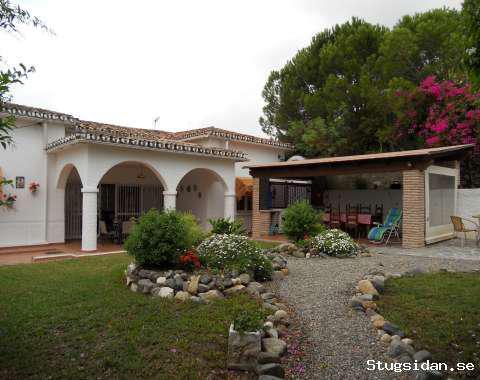 Nyrenoverat stort hus i Andalucien, Coín, Spanien - Uthyres