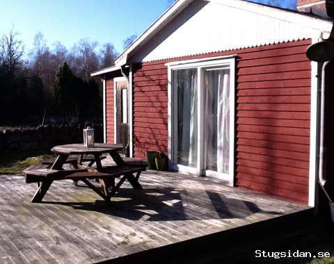 Stuga i underbara Blekinge skärgård, Sturkö, Blekinge - Uthyres