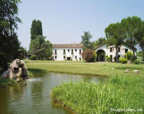 Elegant villa with pool and priva park for an exclusive luxury holiday, Abano Terme, Padua, Italy, Italy - Uthyres