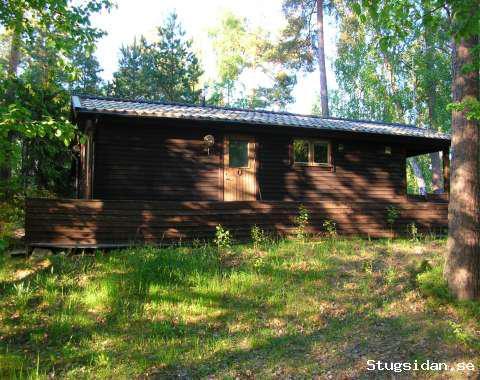 Skärgårdsstuga på ön Klyppingen väster om Furusund, Furusund, Länna skärgård, Roslagen, Stockholm - Uthyres