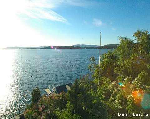 Arkitekttegnet strandeiendom med båt - 5 minutter fra Oslo sentrum, Ljan, Norge - Uthyres