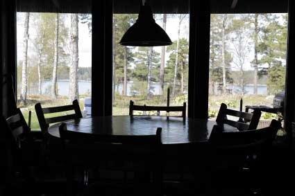 Sjönära fritidshus på Rådmansö, Rådmansö, Blekinge - Uthyres