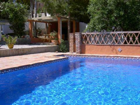 V128 Country Villa with Private pool, 4 bedrooms, Nerja, Spain - Uthyres