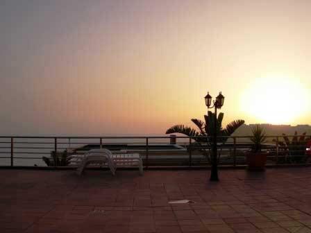 Fin leilighet med fantastisk utsikt i Patalavaca, Gran Canaria, Spanien - Uthyres
