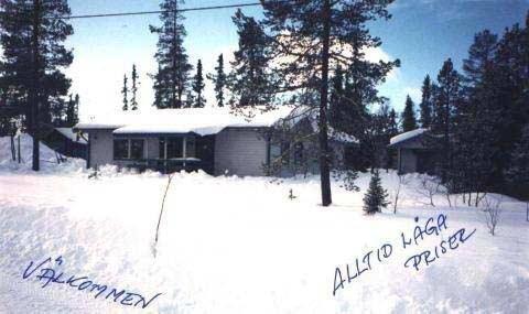 Fjällstuga uthyres, Skärsjövålen, Jämtland - Uthyres