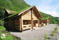 4 Hytter 6, 7, 10 og 10 Baddar, Nipe-hyttene, Norge - Uthyres