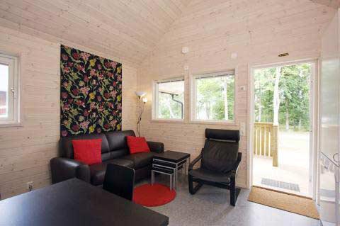 Toppmoderna Stugor med dusch och toalett i Karlskrona., Karlskrona - Dragsö Camping, Blekinge - Uthyres