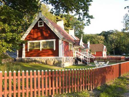 Bo i slottsmiljö vid havet, Kungsbacka, Halland - Uthyres