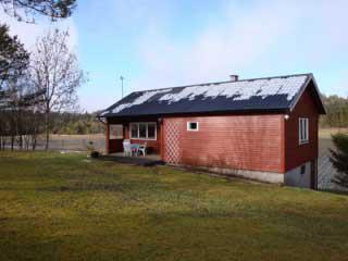 Lugn och ro i röd stuga, Kärna, Bohuslän, Västra Götaland - Uthyres