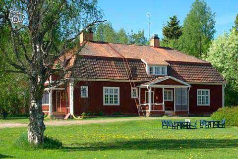 Länsmansgården Vandrarhem i Särna, Särna, Dalarna - Uthyres