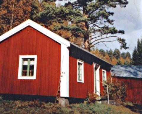 Fäbodstuga, enkelt boende, exklusiv miljö, Hudiksvall, Gävleborg - Uthyres