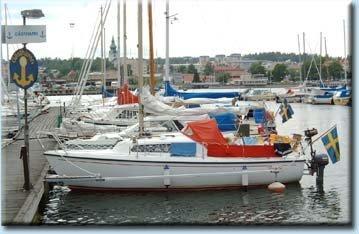 Hyra Segelbåt Trissaren