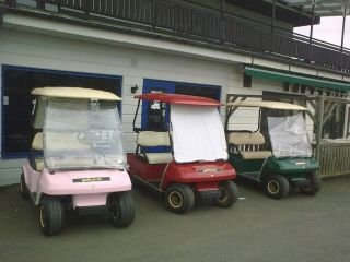 Hyra Golfcar / Golfbil