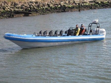 Hyr Ribbåt / RIB båt