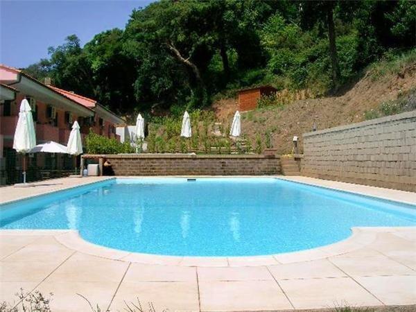 Semesterhus för 4 personer uthyres, Sassetta, Costa Etrusca, Italien