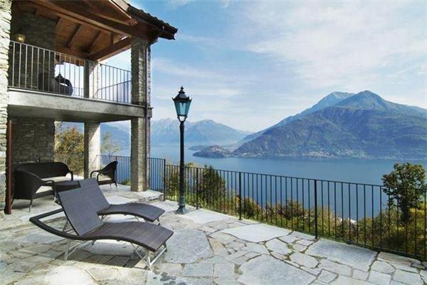 Uthyrning av semesterhus för 9 personer, Como, PIANELLO DEL LARIO, Italien