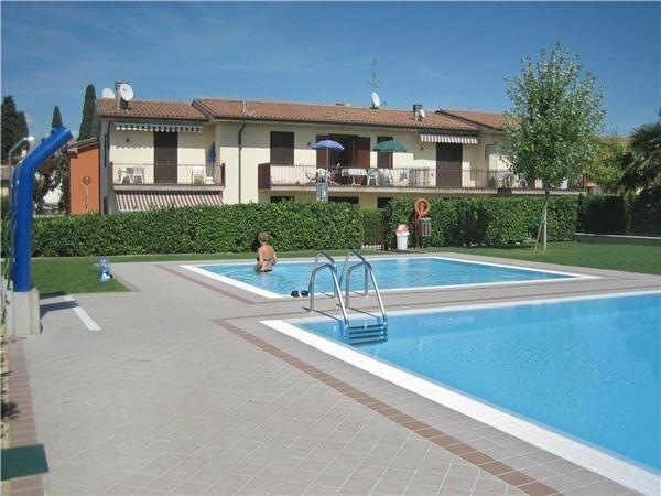 Uthyrning av lägenhet för 2 personer, Lazise, Garda-sjön, Italien