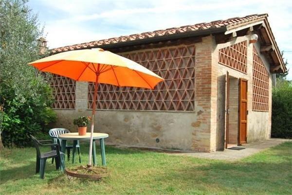 Uthyrning av lägenhet för 2 personer, Poggibonsi, San Gimignano, Italien