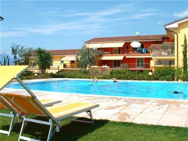 Lägenhet för 4 personer att hyra, Lazise, Garda-sjön, Italien