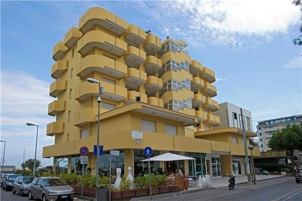 Lägenhet för 4 personer uthyres, RIMINI MARINA CENTRO, RIMINI, Italien