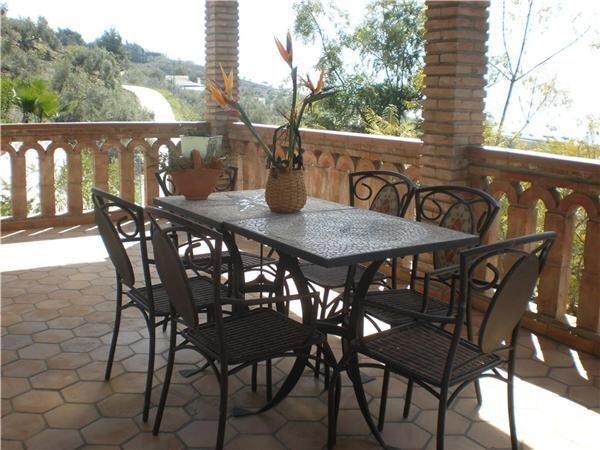 Semesterhus för 6 personer att hyra, Frigiliana, Costa del Sol, Spanien
