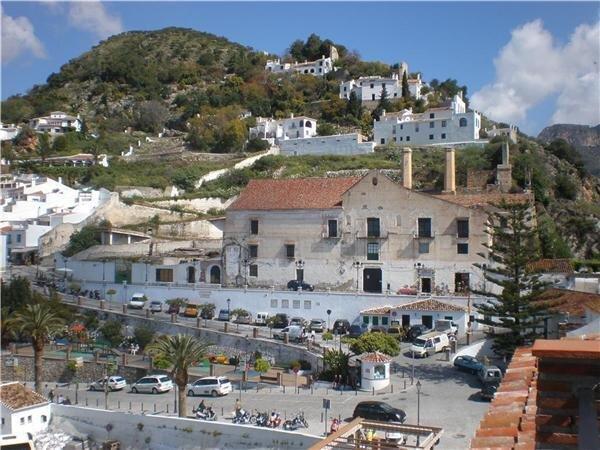 Semesterhus för 4 personer uthyres, Frigiliana, Costa del Sol, Spanien