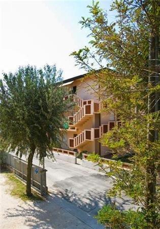 Lägenhet för 3 personer uthyres, Rosolina Mare, Delta del po, Italien