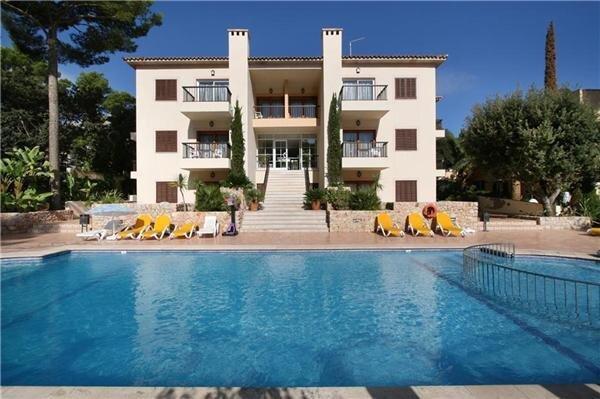 Hyra lägenhet för 4 personer, Cala San Vicente, Pollenca, Spanien
