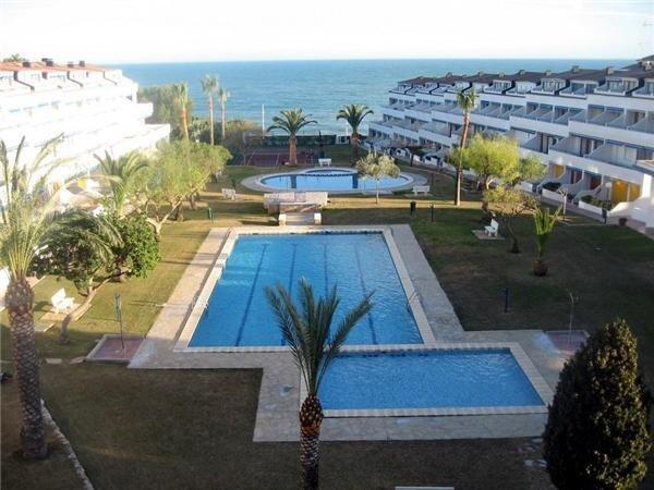 Uthyrning av lägenhet för 4 personer, Alcoceber, Costa del Azahar, Spanien