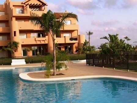 Hyra lägenhet för 7 personer, Torre Pacheco, Mar Menor, Spanien