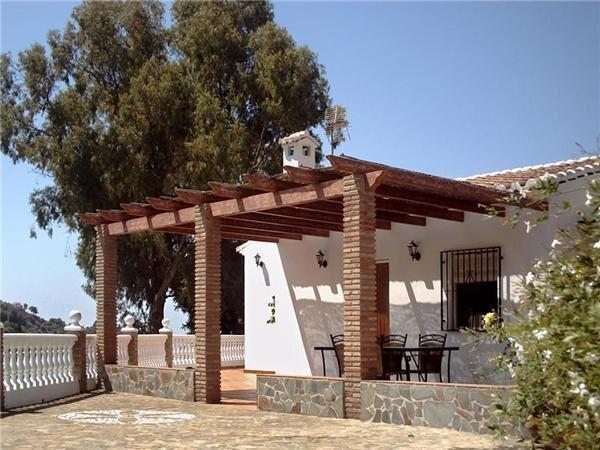 Semesterhus för 4 personer att hyra, Frigiliana, Costa del Sol, Spanien