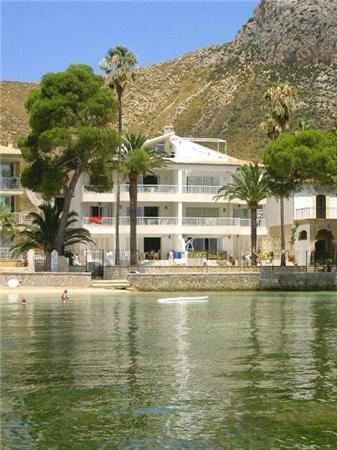 Lägenhet för 2 personer uthyres, Port de Pollensa, Pinewalk, Spanien