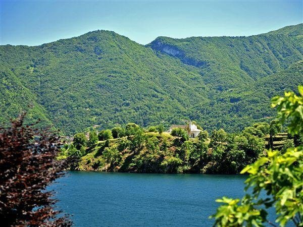 Lägenhet för 6 personer att hyra, Como, Ossuccio, Italien