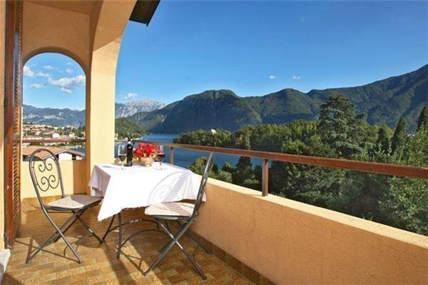 Uthyrning av lägenhet för 6 personer, Como, Como-sjön, Italien