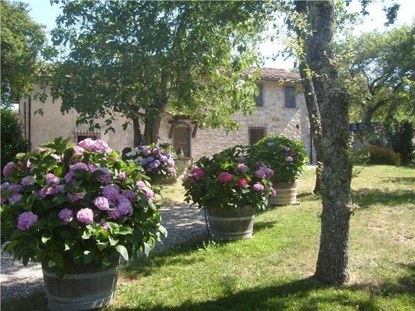 Semesterhus för 12 personer uthyres, Castellina in Chianti, Siena, Italien
