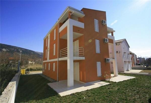 Hyra lägenhet för 4 personer, Ba?ka, Baska, Kroatien