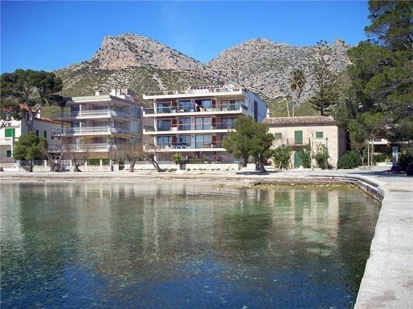 Hyra lägenhet för 4 personer, Port de Pollensa, Pinewalk, Spanien