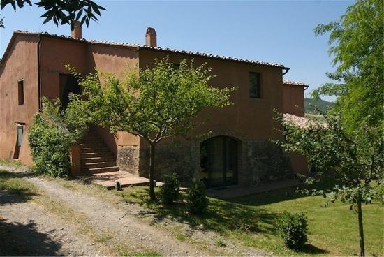Semesterhus för 15 personer att hyra, Sarteano, Val d'Orcia, Italien