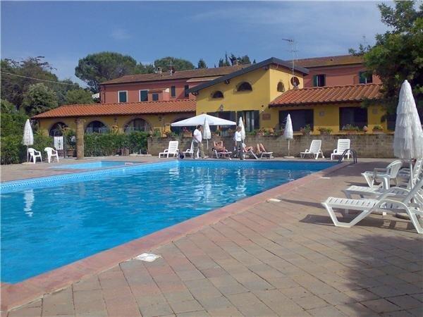 Hyra lägenhet för 4 personer, Cecina, Toscana, Italien