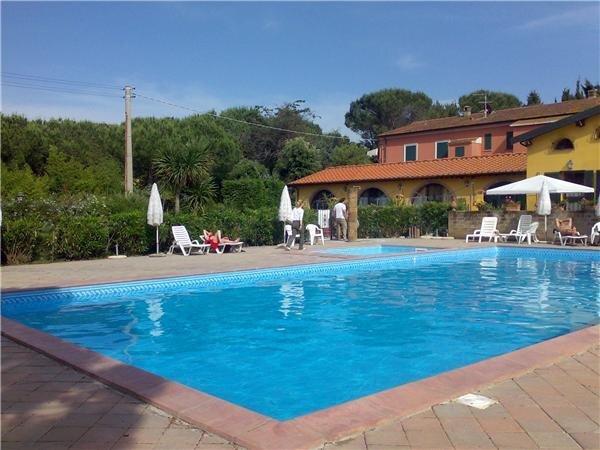 Uthyrning av lägenhet för 4 personer, Cecina, Toscana, Italien